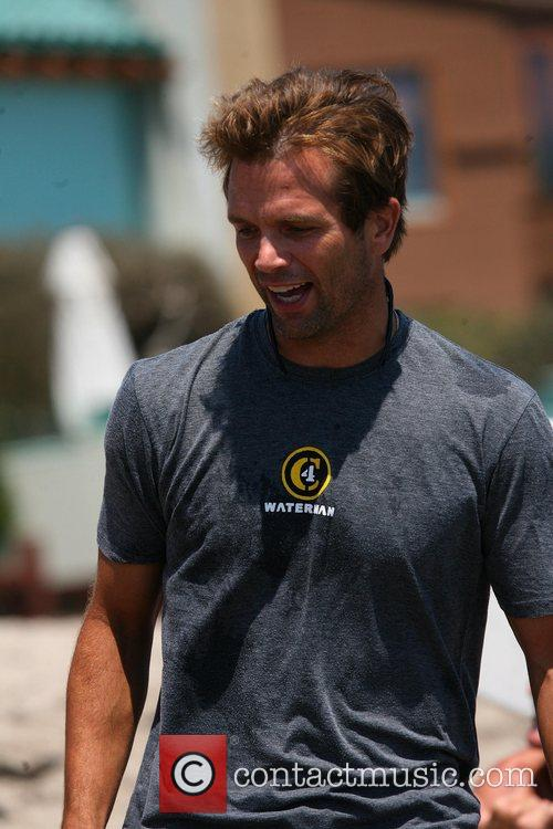 David Hasselhoff and Surfing 8
