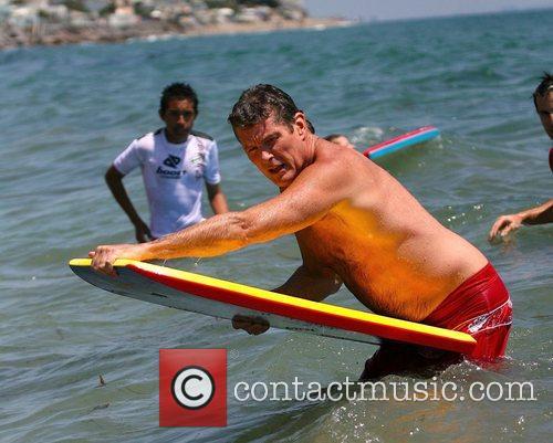 David Hasselhoff and Surfing 10