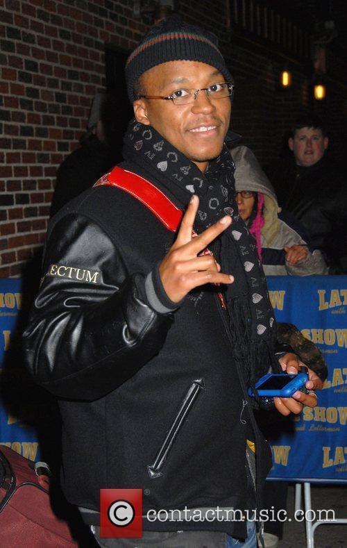 Lupe Fiasco and David Letterman 4
