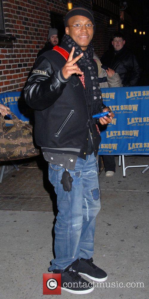 Lupe Fiasco and David Letterman 1