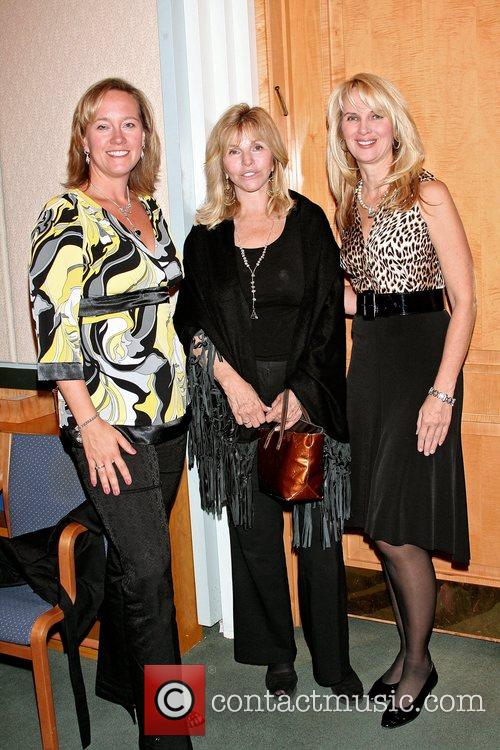 Barbara Pollywater, Ginny Gilbert and Sara Herbert Artist...