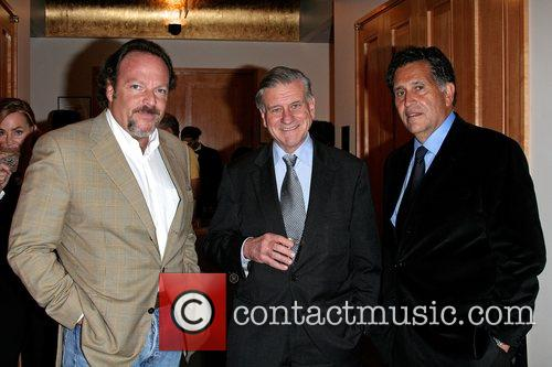 Gabrielle Brener, Dr. Valentin Fuster and Michael Rappaport...