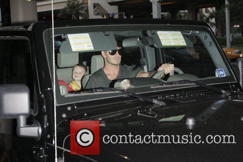 David Beckham and Victoria Beckham 4