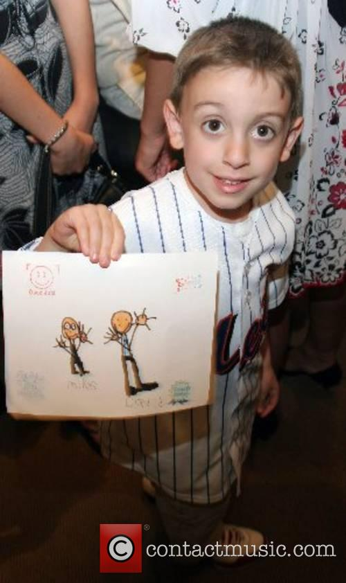 Fan David Wright's 'Double Play For Charity' held...