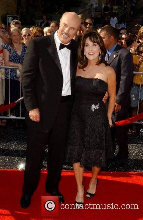 Dr Phil 34th Annual Daytime Emmy Awards -...