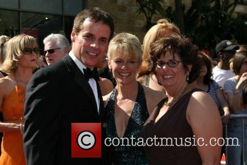 Christian LeBlanc and Family 34th Annual Daytime Emmy...