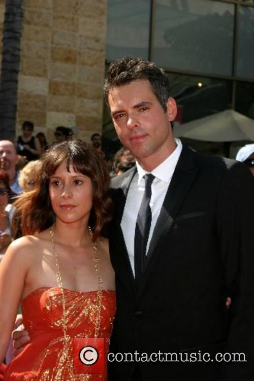 Kimberly McCullough and Jason Thompson 34th Annual Daytime...