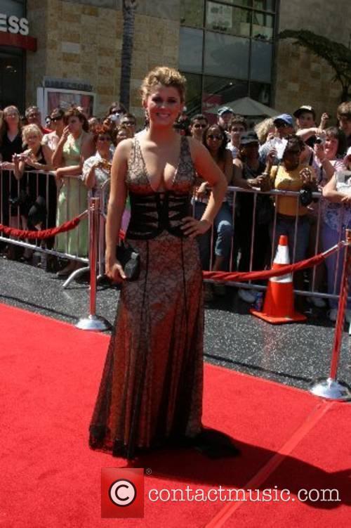 Lindze Letherman, Daytime Emmy Awards, Emmy Awards, Kodak Theatre