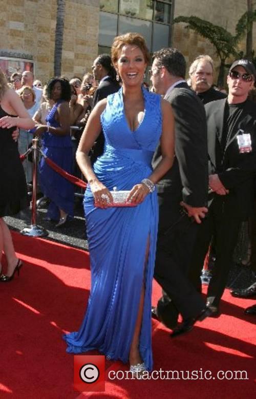Eva LaRue 34th Annual Daytime Emmy Awards -...