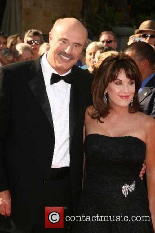 Dr Phil McGraw and Robin McGraw 34th Annual...