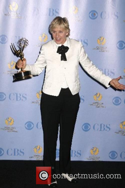 Ellen DeGeneres, Daytime Emmy Awards, Emmy Awards, Kodak Theatre
