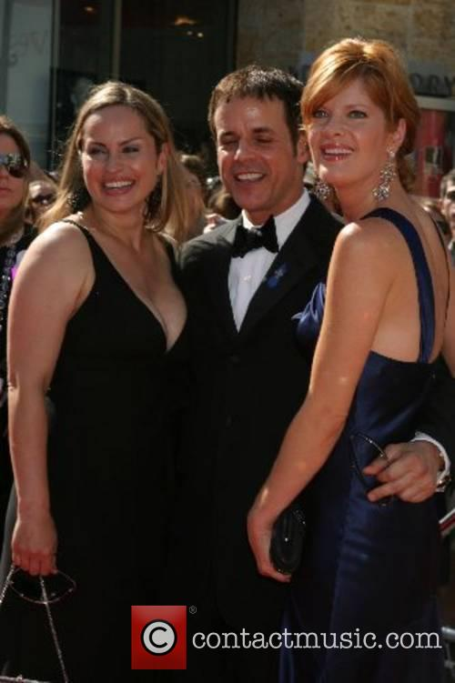 Crystal Chappell, Christian LeBlanc and Michelle Stafford 34th...