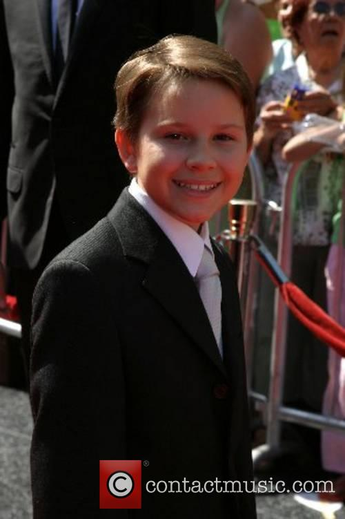 Hunter Allan 34th Annual Daytime Emmy Awards -...