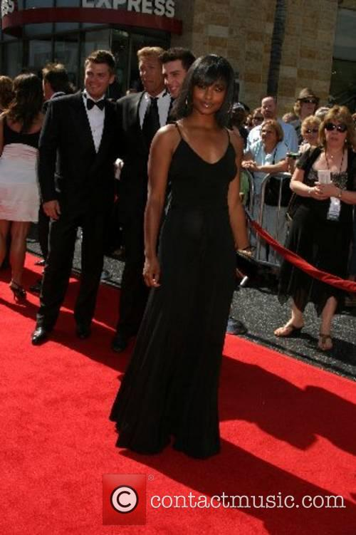 Guest 34th Annual Daytime Emmy Awards - Arrivals...