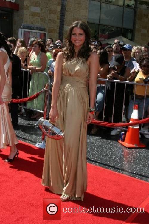 Shelley Hennig  34th Annual Daytime Emmy Awards...