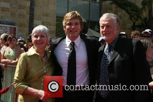 Van Hansis & Parents 34th Annual Daytime Emmy...