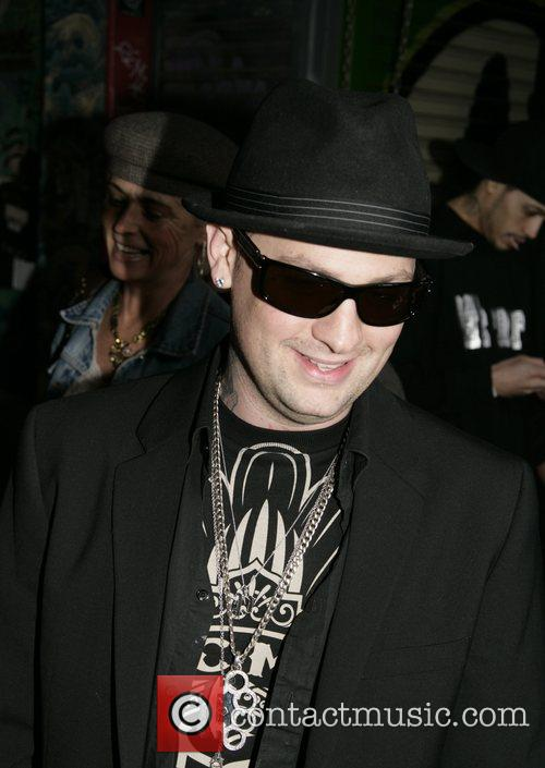 Benji Madden  DCMA Collective Flagship Store Opening...