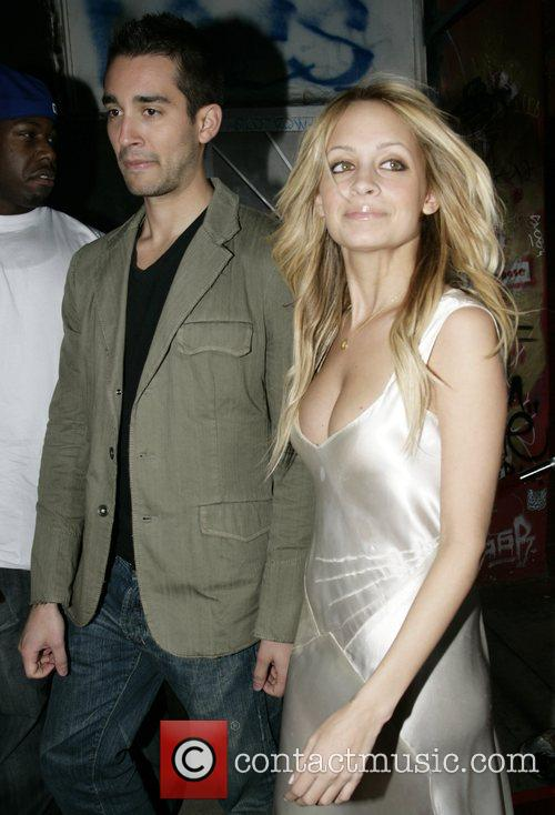 Nicole Richie DCMA Collective Flagship Store Opening -...