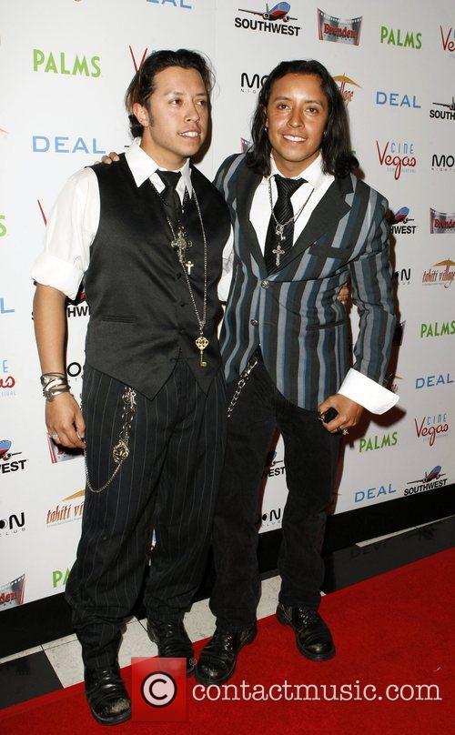 Carlos Ramirez and Efren Ramirez 6