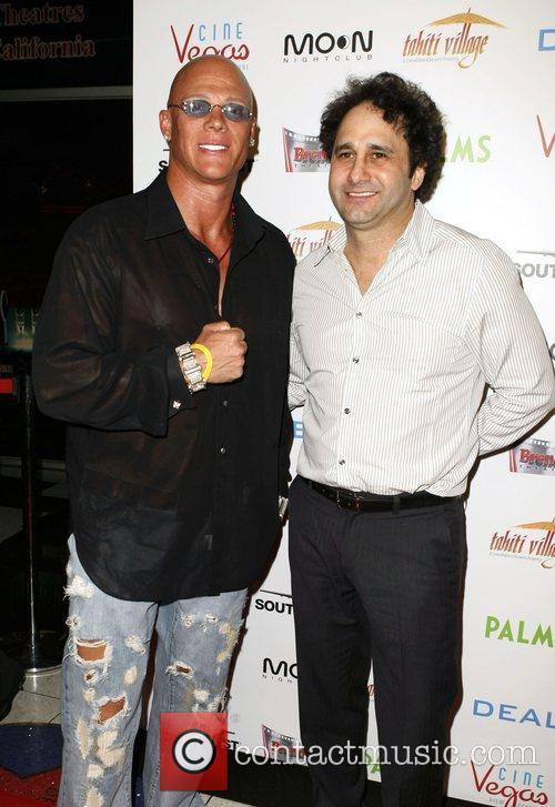 Johnny Brenden and George Maloof 1
