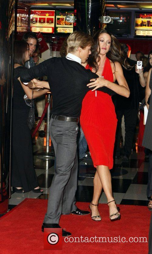 Shannon Elizabeth and Derek Hough 9
