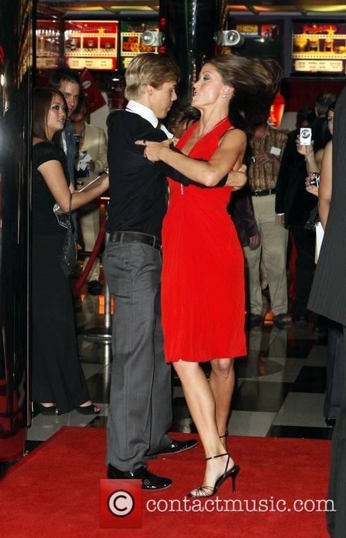 Shannon Elizabeth and Derek Hough 9