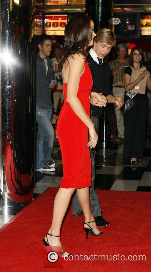 Shannon Elizabeth and Derek Hough 11