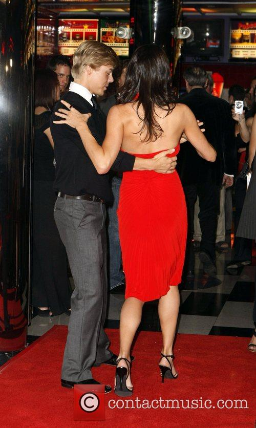 Shannon Elizabeth and Derek Hough 2