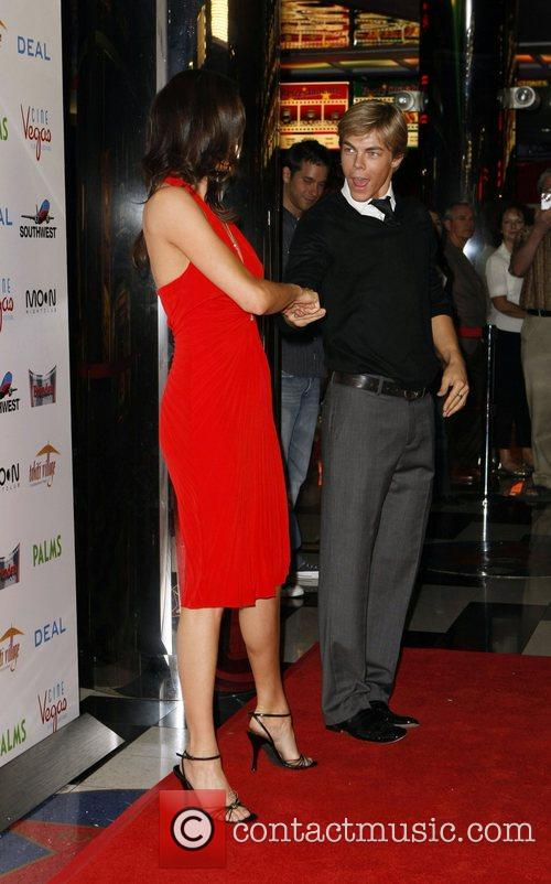 Shannon Elizabeth and Derek Hough 8