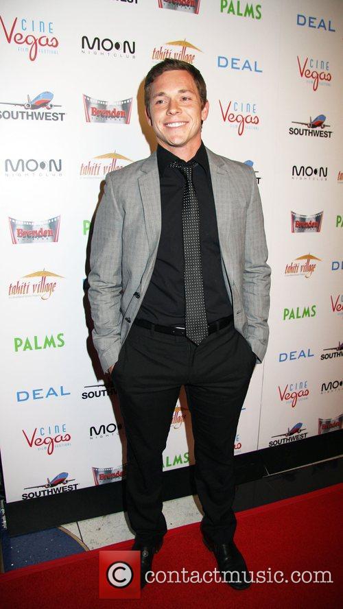 Brandon Olive World Premiere of 'Deal' held at...