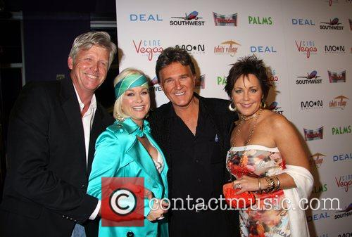 Randy White and Lorrie Morgan 1