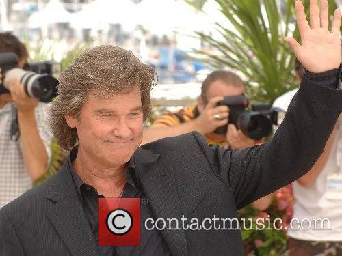 Kurt Russell 2007 Cannes Film Festival Day 7...