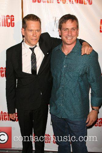 Kevin Bacon and John Hegeman