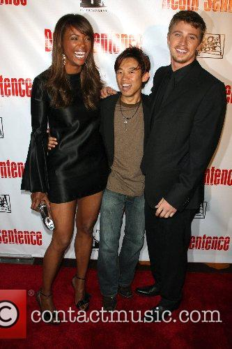 Aisha Tyler, James Wan and Garrett Hedlund 6
