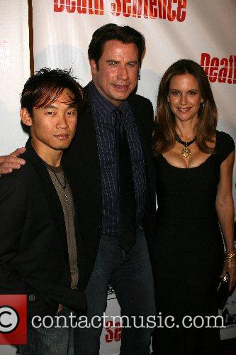 James Wan and John Travolta 3