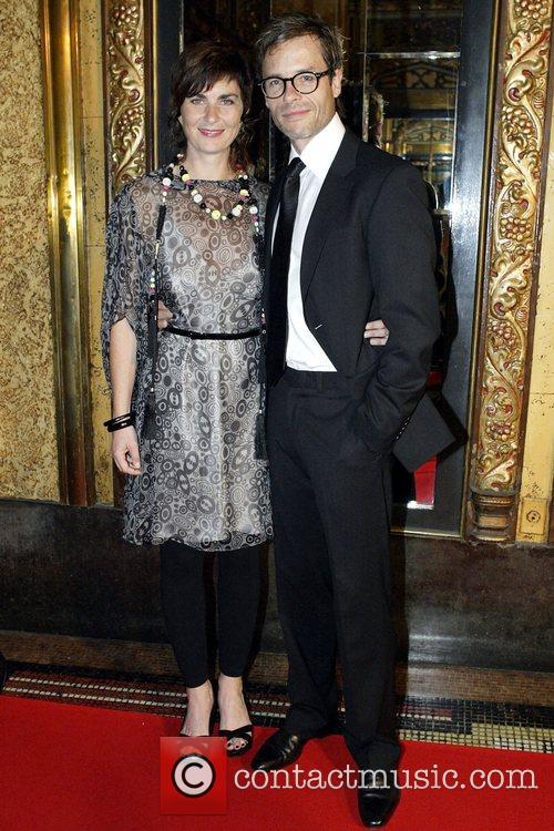 Guy Pearce and Kate Pearce