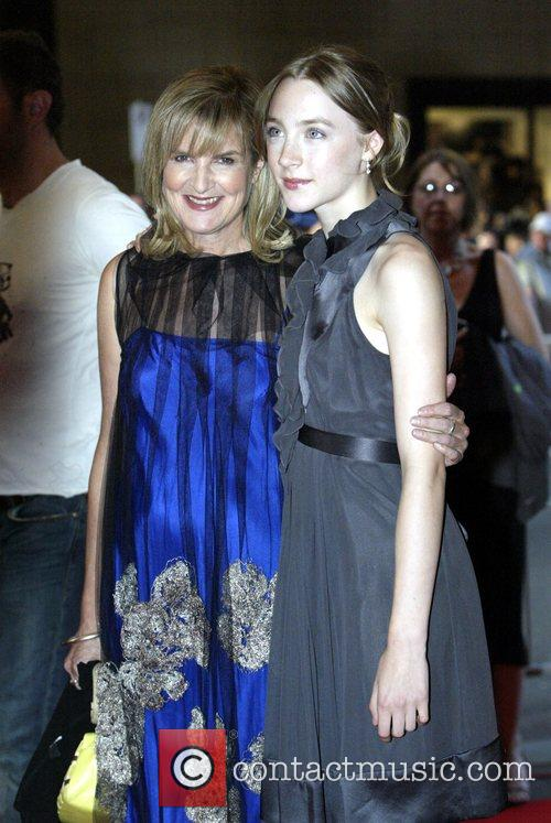 Gillian Armstrong and Saoirse Ronan