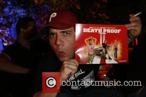 Jimmy Pop of Bloodhoung Gang Special Screening of...