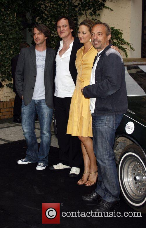 Guest, Quentin Tarantino, Zoe Bell, Guest Special Screening...