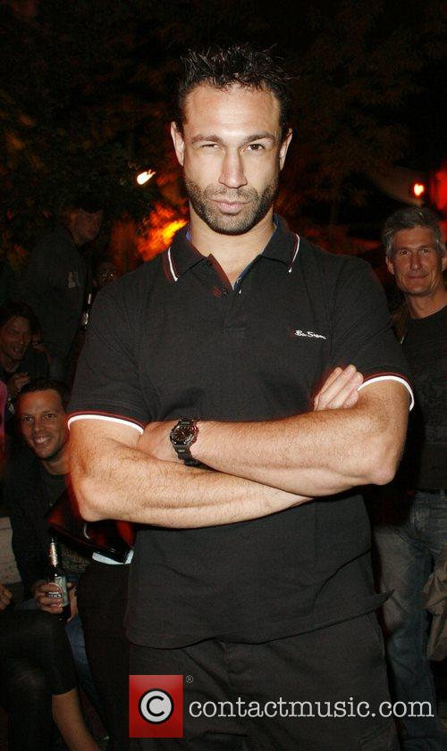 Evil Jared Hasselhoff of Bloodhoung Gang Special Screening...