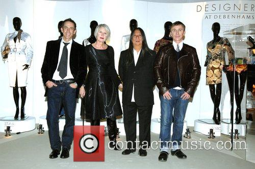 Ben de Lisi, Betty Jackson, John Rocha and...