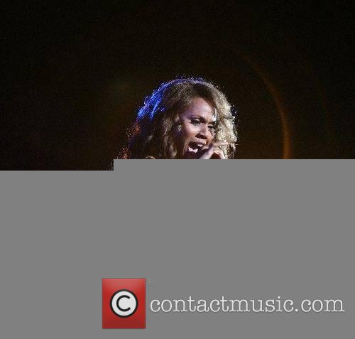Deborah Cox Performs at the Michael Lee-Chin Crystal...