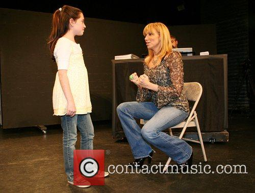 Young performers auditioned for Deborah Gibson's 'Camp Electric...