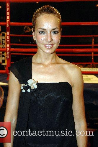Lady Isabella Hervey Debra charity auction and boxing...