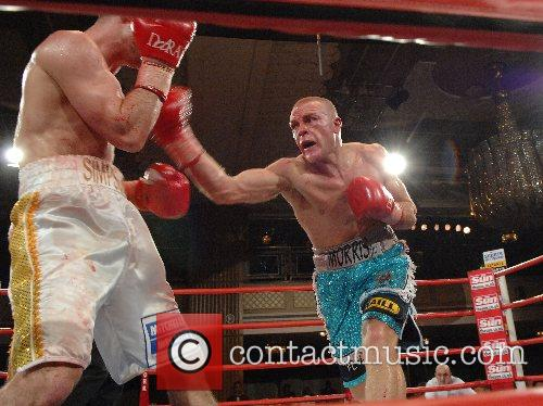 Debra charity auction and boxing match held at...