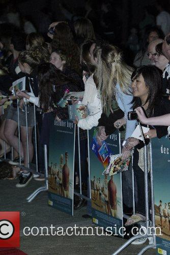 atmosphere Sydney premiere of 'December Boys' Sydney, Australia
