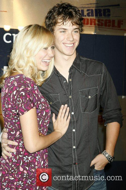 Jeremy Sumpter and Wallis Annenberg
