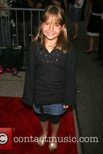 Cassidy Hinkle New York Premiere of 'Dedication' at...