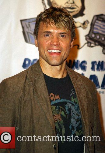Brent Barrett Opening night of 'Defending The Caveman'...