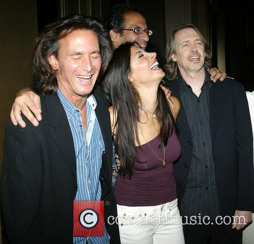 Tom Dicillo, Callie Thorne and Steve Buscemi 1